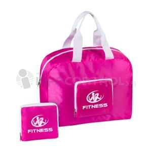 bolsa fitness rosa deporte toalla deporte