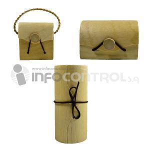 caja madera packaging