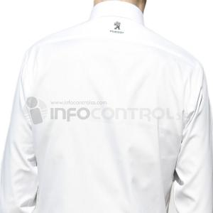 camisa blanco hombre vestir ropa