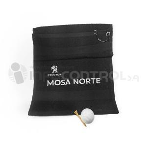 golf estuche negro deporte jugar