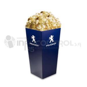 portapalomitas azul cine peugeot