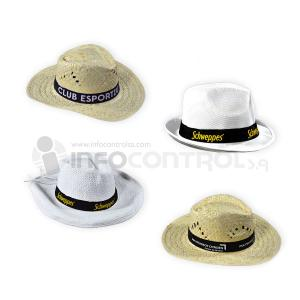 sombrero paja verano playa viajar sol
